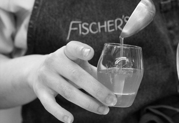 Kitchen Tasting Bench Fischer 39 S Baslow Hall