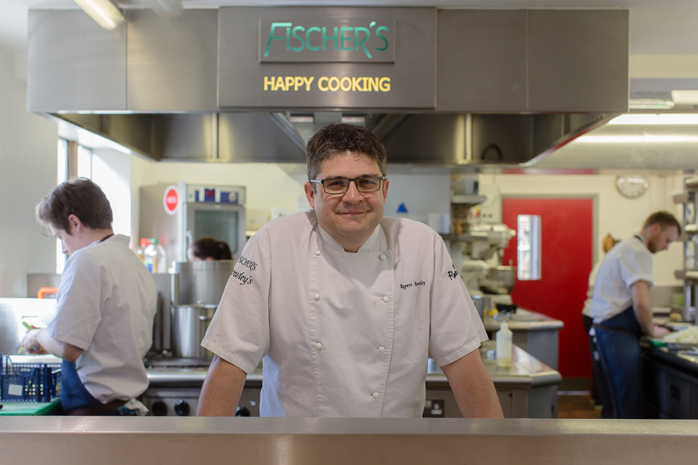 Rupert Rowley – Derbyshire Life Chef of the Year